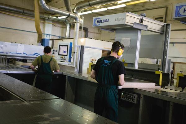 Этапы изготовления корпусной мебели кухни на заказ в саратов.