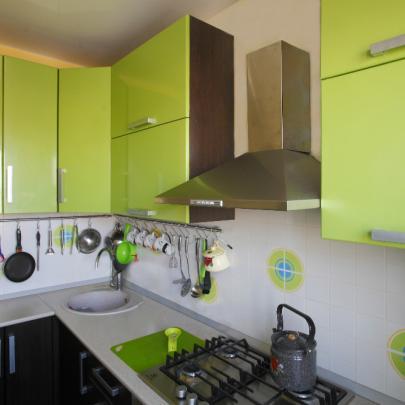 Фото кухни из магазина Кухмастер в Саратове