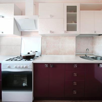 Фото интерьера кухни в стиле модерн из магазина Кухмастер в Саратове