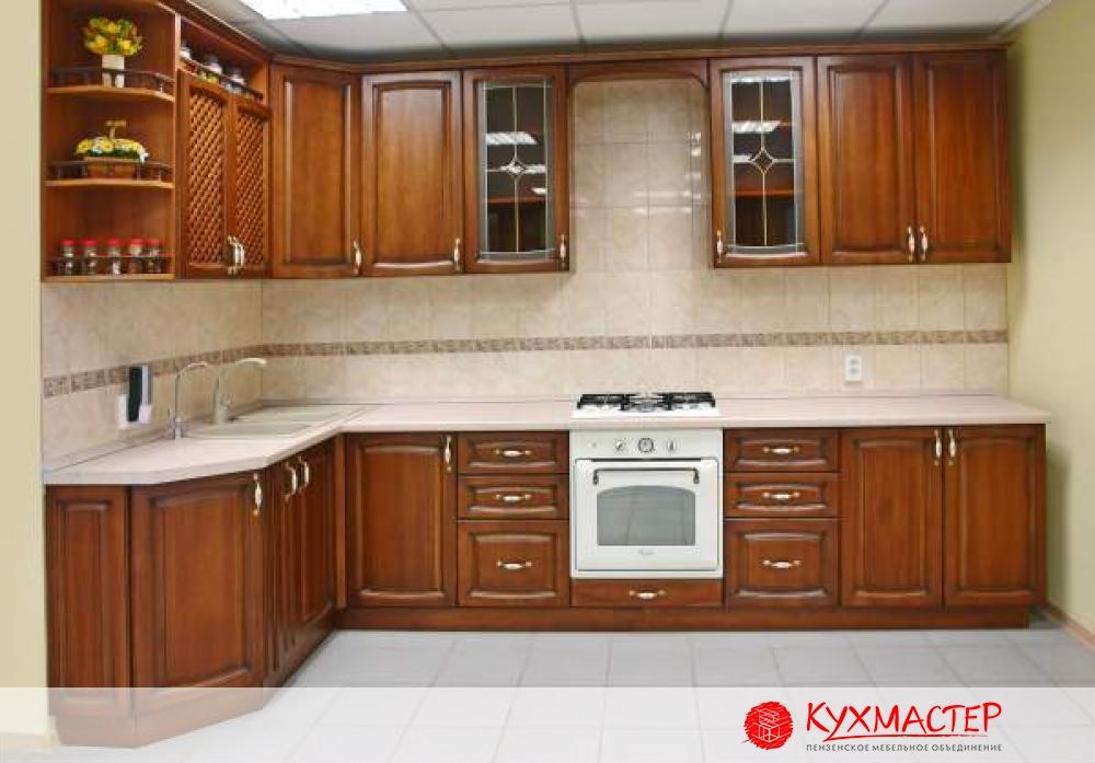 кухни фото дизайн классика угловые