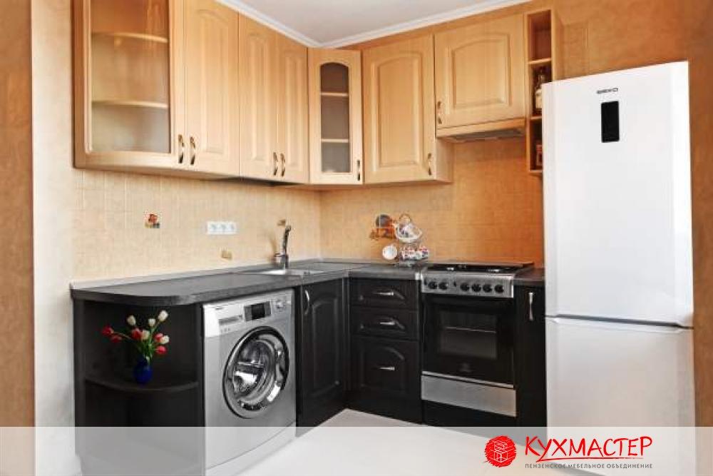 Маленькие угловые кухни в картинках или фото 14