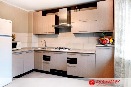 Фото кухни в стиле модерн из магазина Кухмастер в Саратове